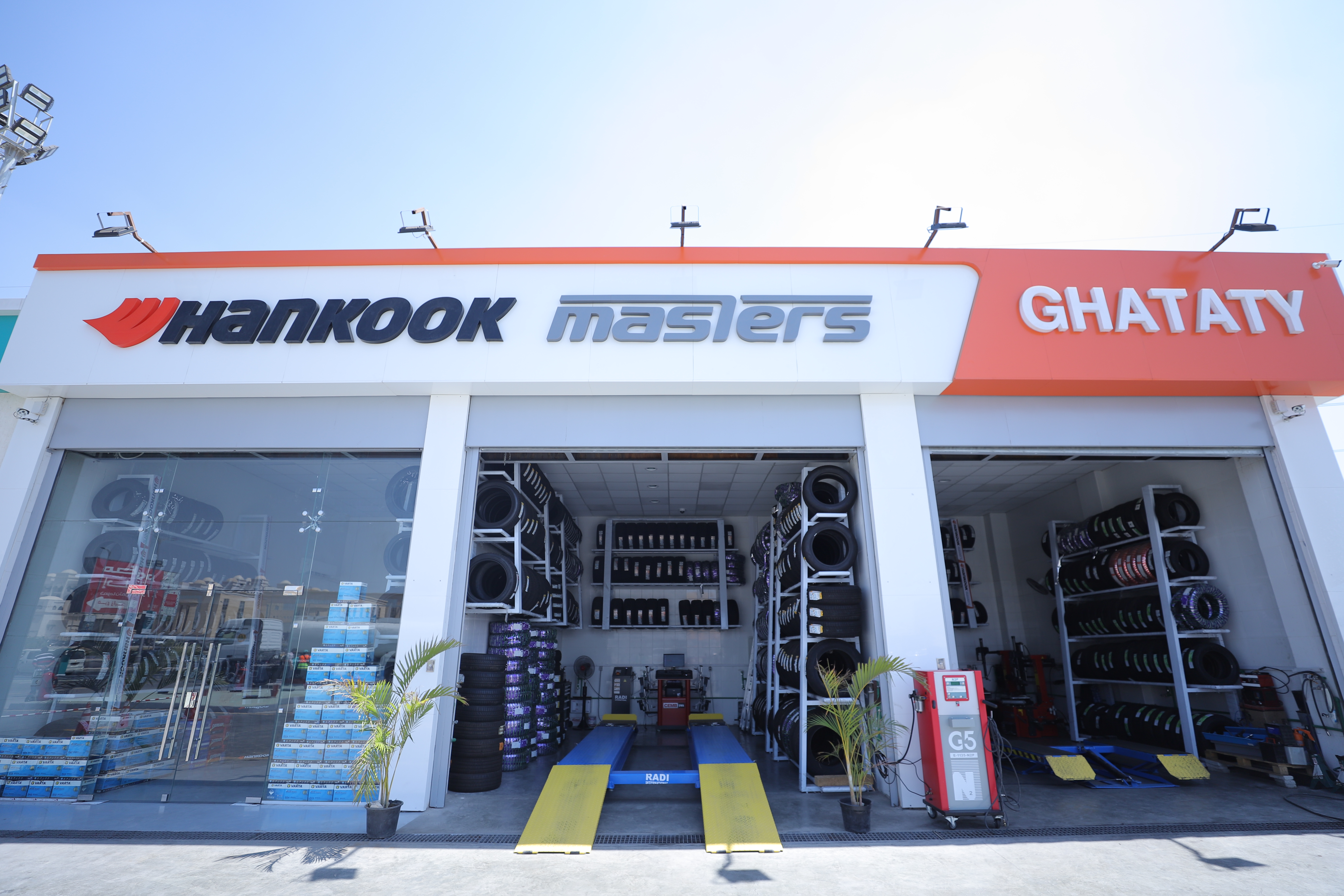 Ghataty for Tires and Batteries Opens A New Branch in Bashayer El-Khair